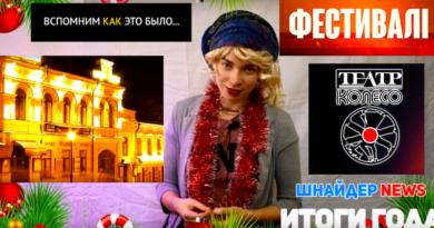 Антологія підсумкової комунікації театру «Колесо»