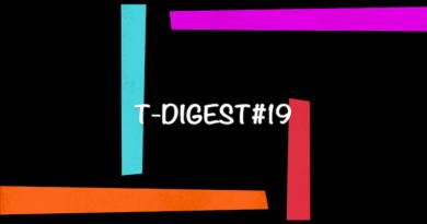 Театральний дайджест #8 (19)