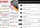 Старт 2019/20: Київська оперета та Театр на Печерську
