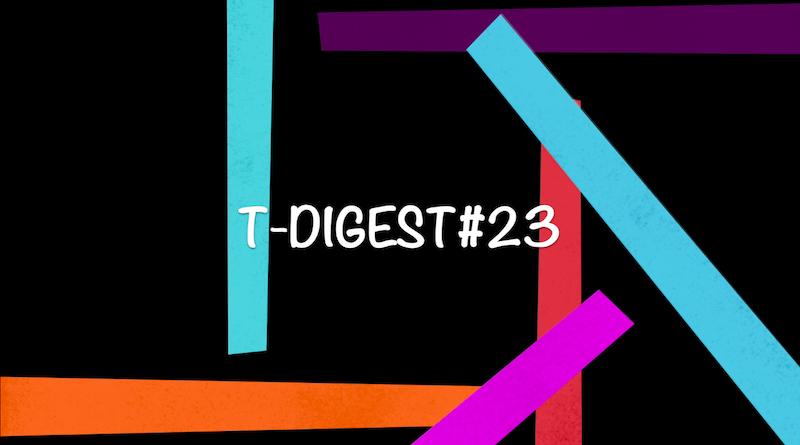 Театральний дайджест #12 (23)