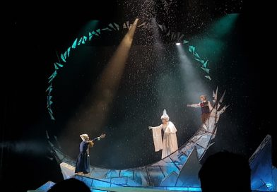 «Снігова королева» тарабарською
