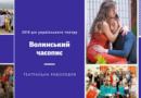 2019 рік українського театру. Волинський часопис